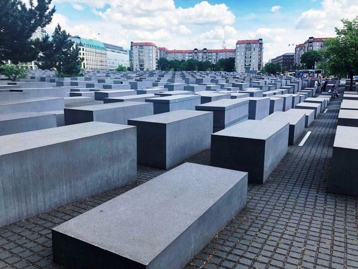 Mémorial de l'Holocauste, à Berlin