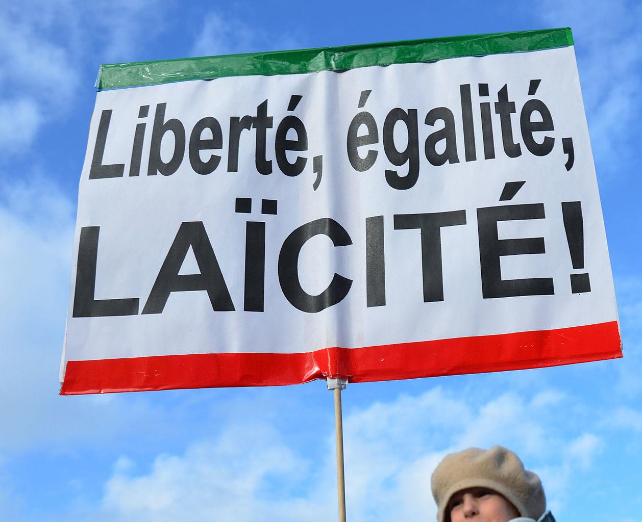Laicidad en Francia