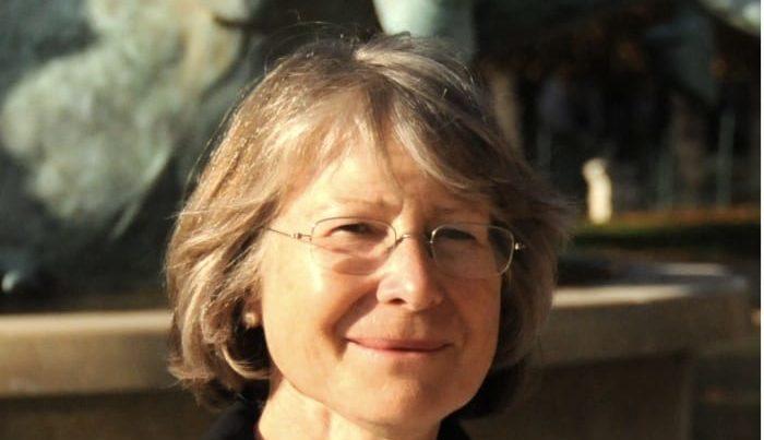La théologienne catholique Anne Soupa en 2009
