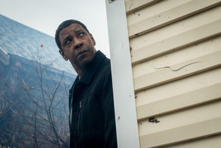 Denzel Washington dans le film Equalizer 2