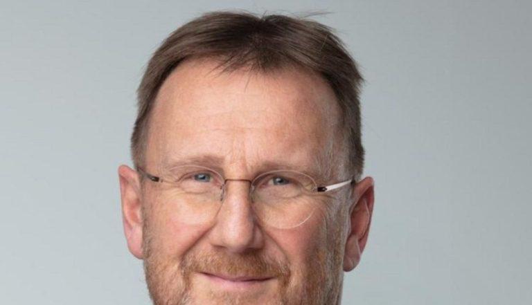 Portrait de Daniel Frischknecht, nouveau président de l'UDF