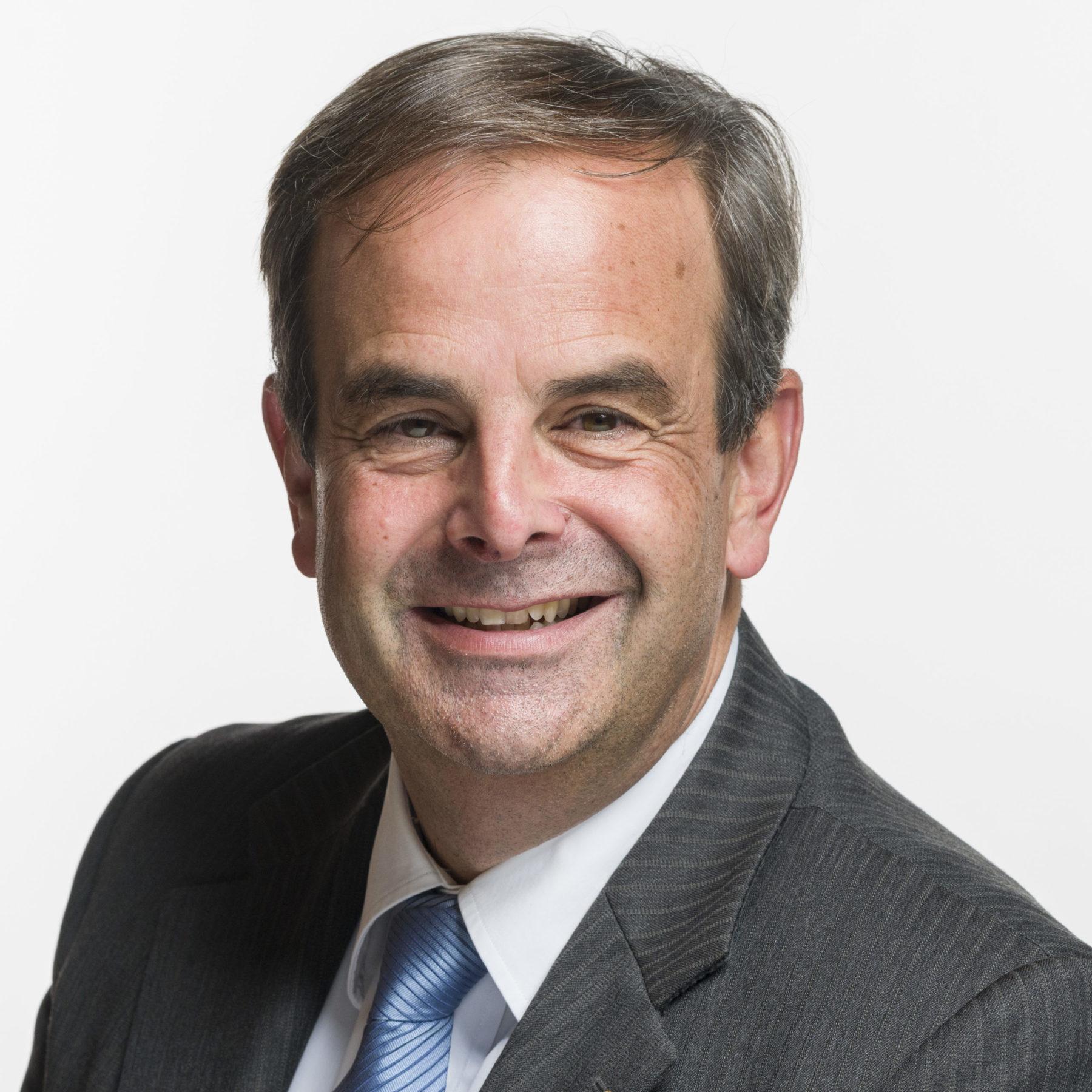 Photo du conseiller national et président du PDC Gerhard Pfister