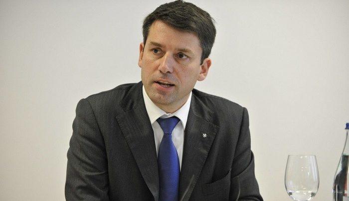 Gottfried Locher, président démissionnaire du Conseil de l'EERS lors d'un congrès réformé en 2013