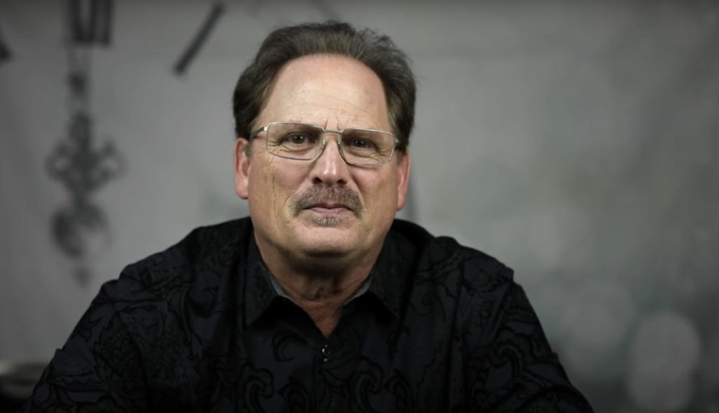 Ward Simpson, président de GOD TV