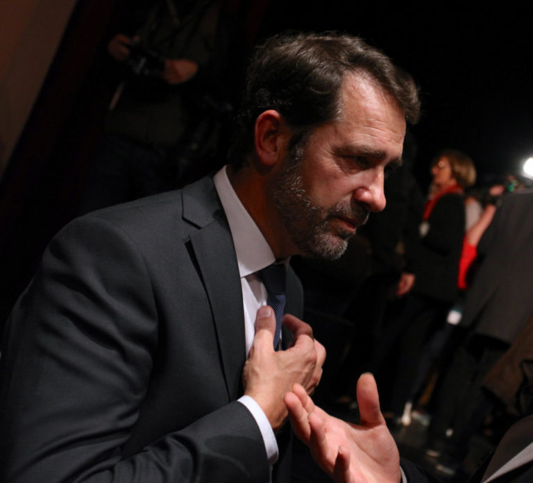 Christophe Castaner en 2016