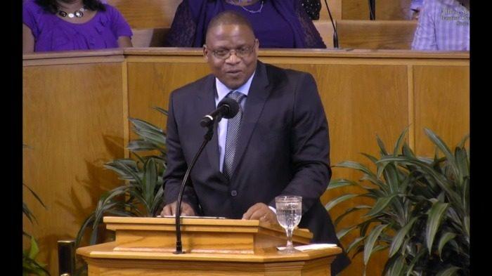 Paul Msiza président de l'Alliance baptiste mondiale