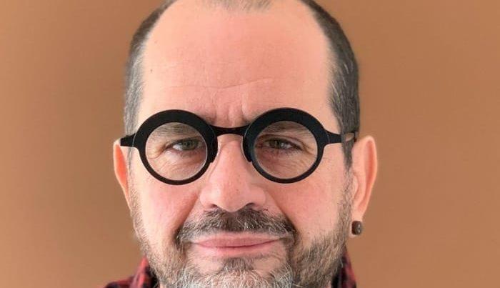 Portrait de Jean-Luc Gadreau