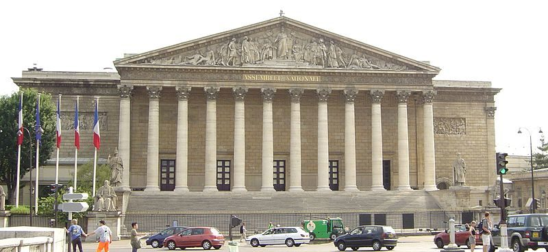 Assemblée Nationale Paris