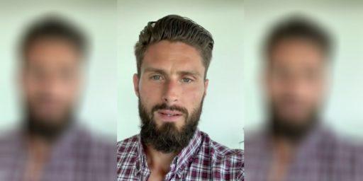 Olivier Giroud témoigne en vidéo de son expérience avec les parcours Alpha en ligne
