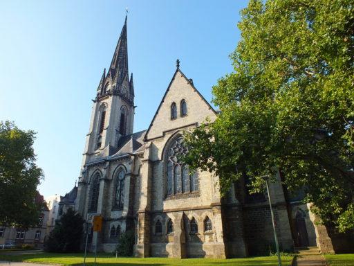 Église évangélique-luthérienne de Saint-Paul, Bielefeld, Allemagne