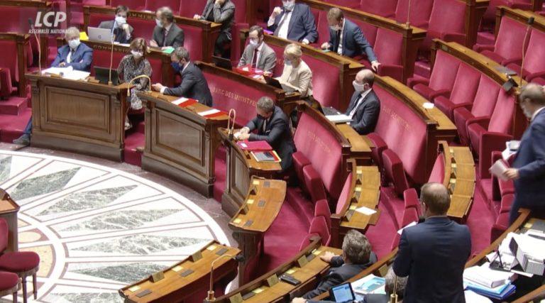 Débats sur la loi bioéthique à l'Assemblée nationale