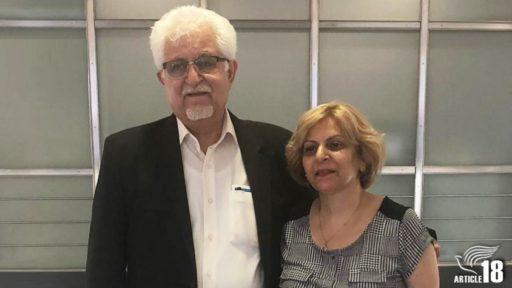 Victor et Shamiram Bet-Tamraz