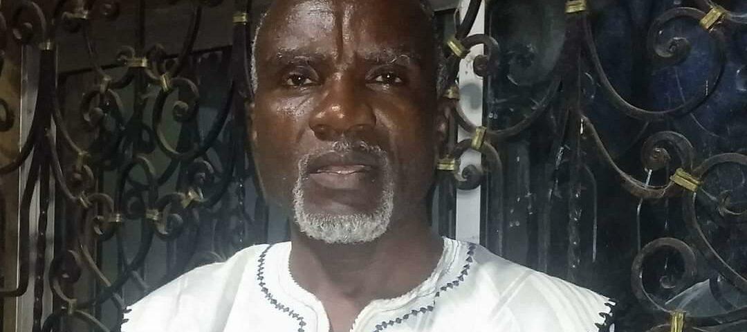 Le pasteur Tanjoh Christopher fON