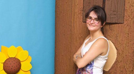 La dessinatrice animatrice Maral Kararee