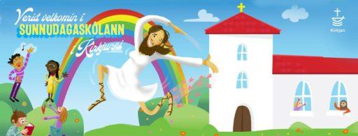 islande affiche jesus transgenre