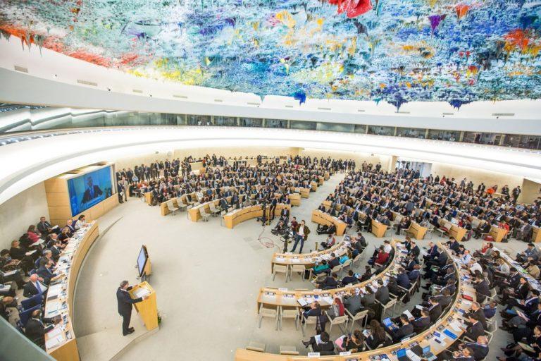 Conseil Droits Homme ONU