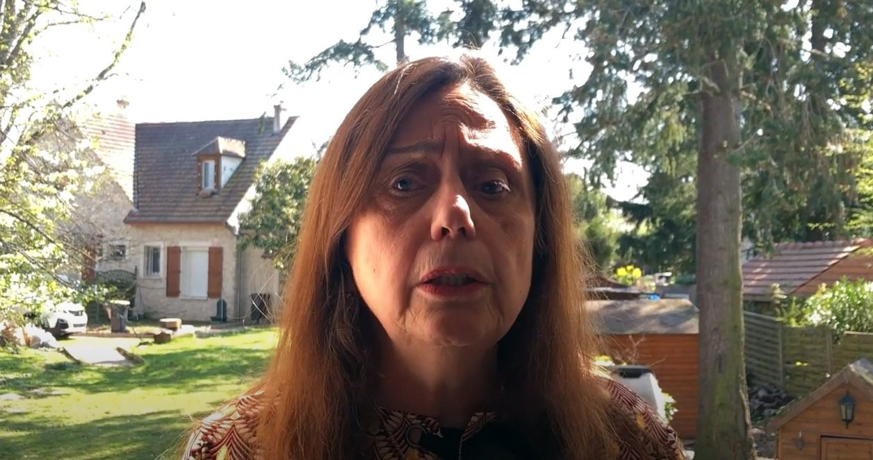 Françoise Caron, présidente des AFP