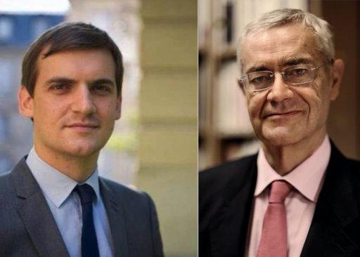 Nicolas Cadène (à gauche) et Jean-Louis Bianco