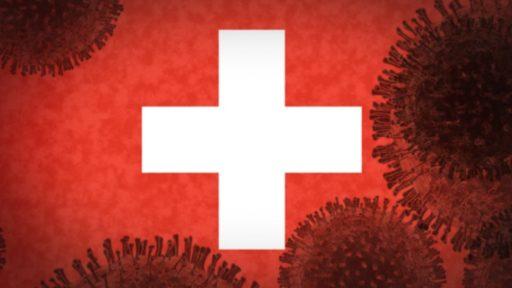 drapeau suisse coronavirus hausse