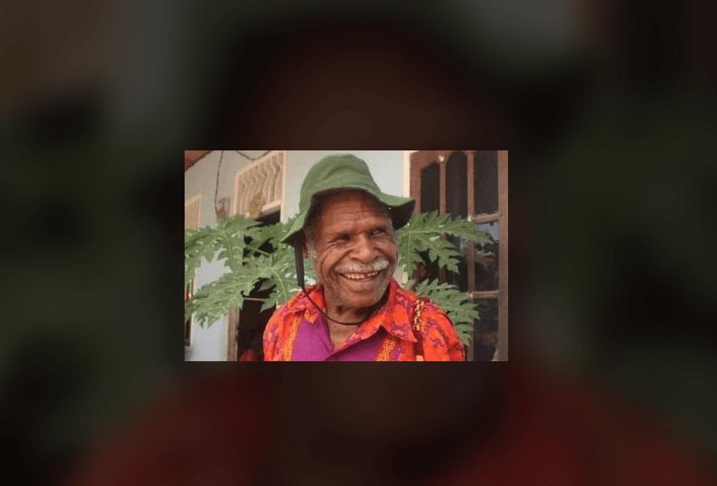 Le pasteur et traducteur biblique Yeremia Zanambani