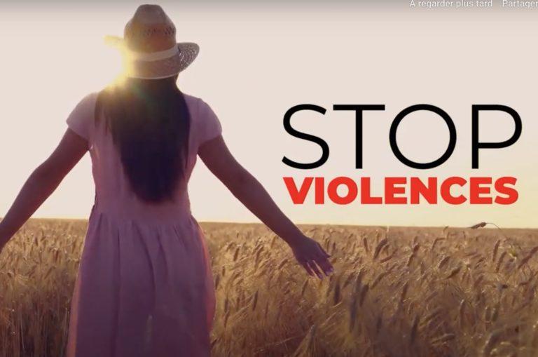 Stop violences conjugales