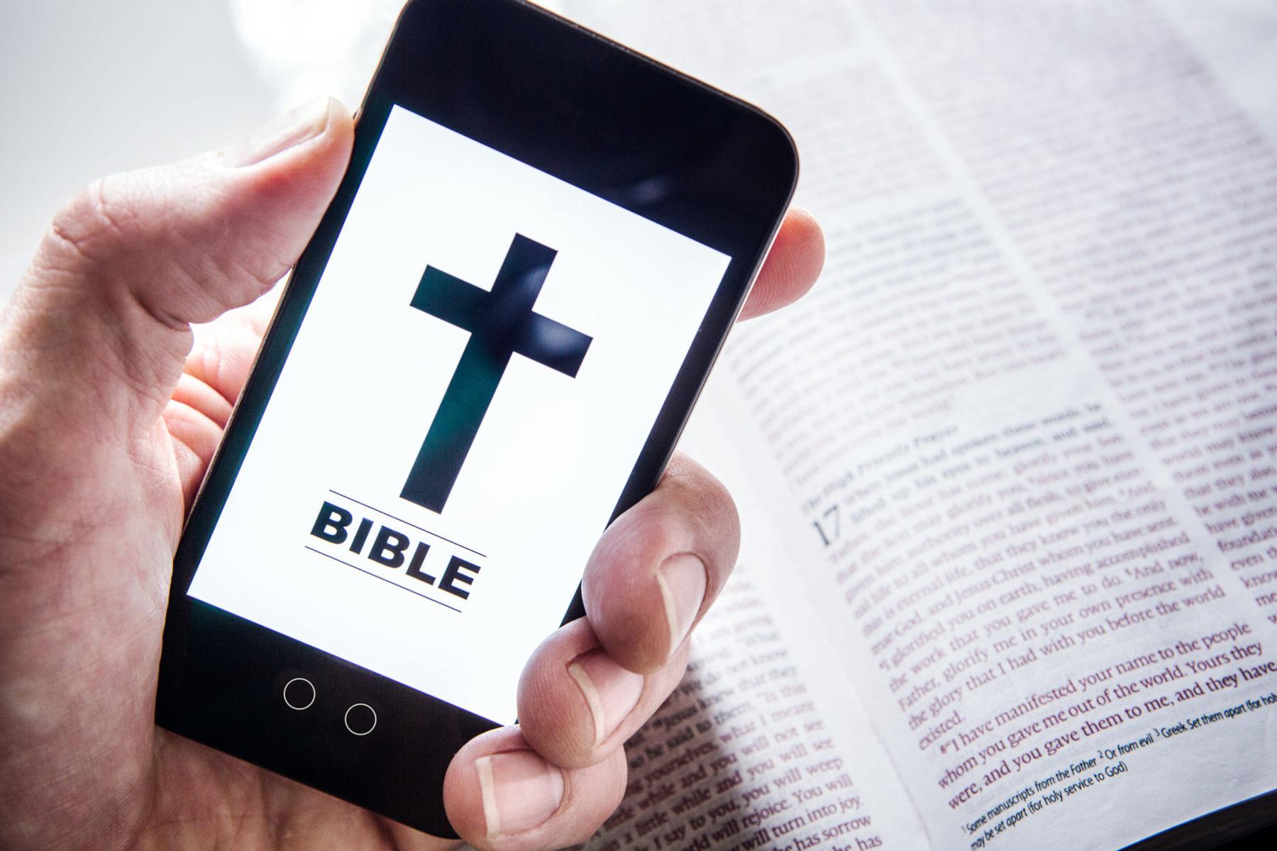 Application Bible en main