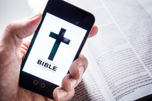Application Bible en main