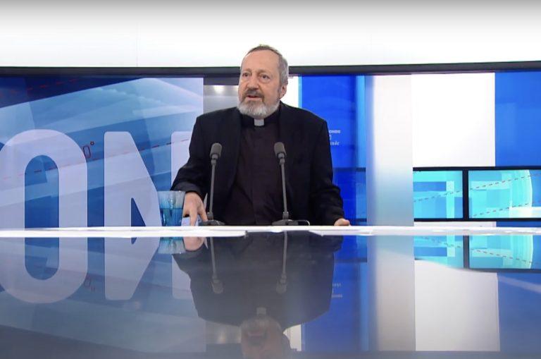 Mgr Pascal Gollnisch le directeur général de L'Œuvre d'Orient