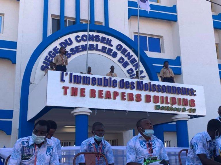 Siège du Conseil général des Assemblées de Dieu du Burkina Faso