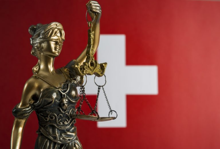 Image symbole : justice Suisse