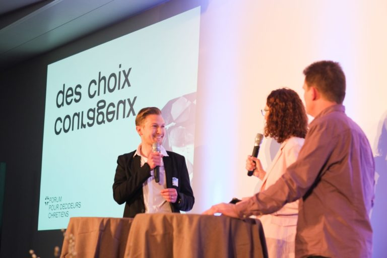 Le 2e Forum romand pour décideurs chrétiens en 2019 à Lausanne