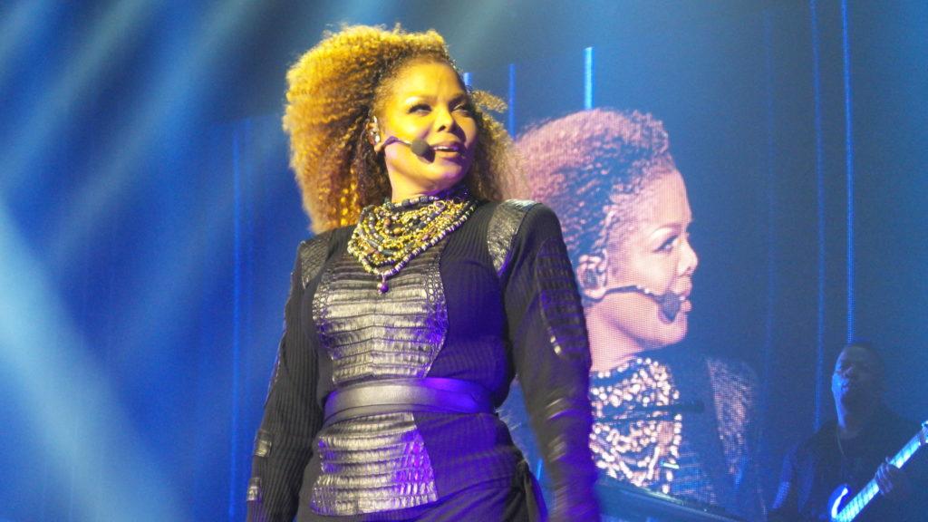 Janet Jackson Unbreakable Tour, Honolulu, Hawaii 2015