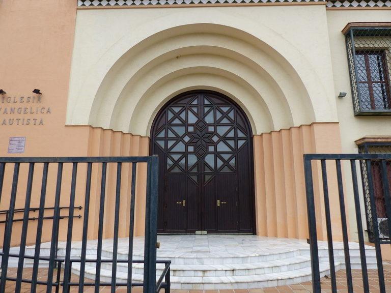 Iglesia Evangélica Bautista, Sevilla Este