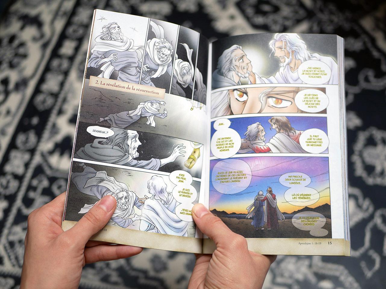 Depuis 12 ans, la Bible manga est la meilleure vente de BLF Éditions.