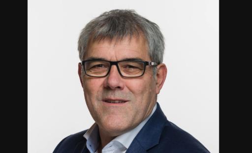 Eric Nussbaumer, conseiller national PS/BL, portrait officiel, 2019