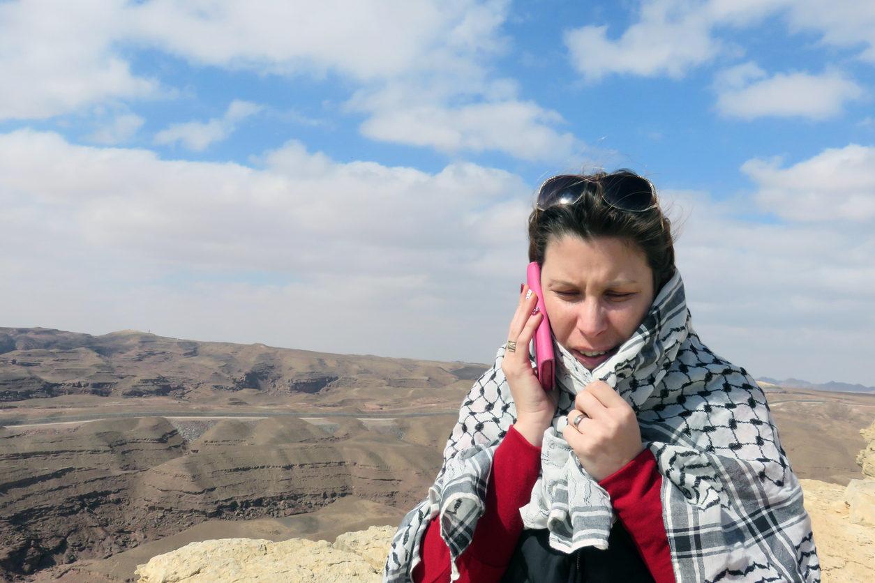 Femme en Syrie en 2016