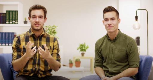 Les frères Alexandre et Jérémie De Pablos, étudiants en théologie à la HET-PRO de Saint-Légier (Suisse), ont réalisé un documentaire sur le témoignage, la prière de guérison et l'annonce de l'Evangile dans la rue