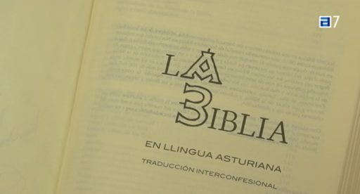 La première Bible en asturien