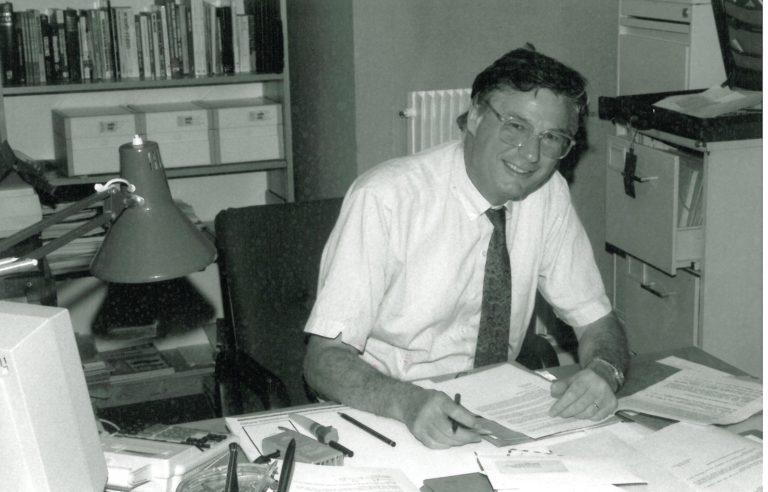 David Whisker, membre fondateur du SEL France
