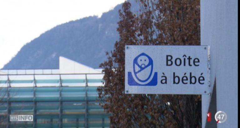 La première boîte à bébés de Suisse romande à Sion, en Valais