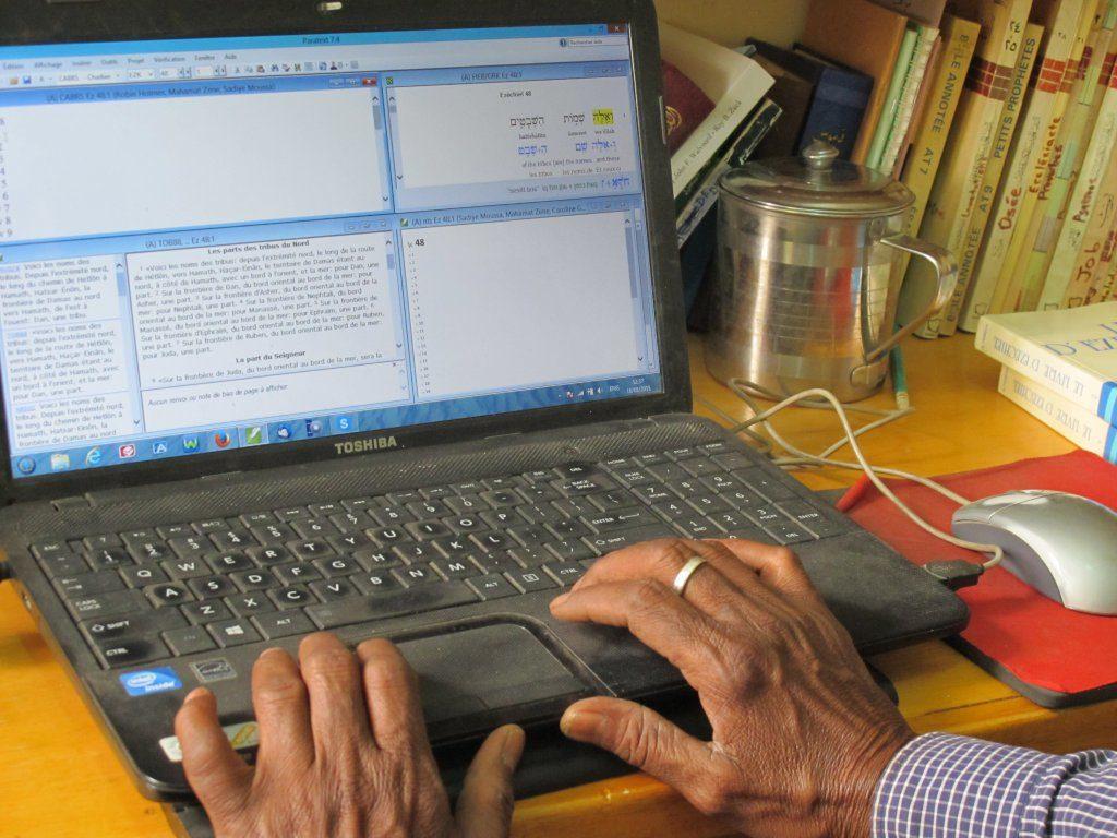 Traduction de la Bible en arabe tchadien