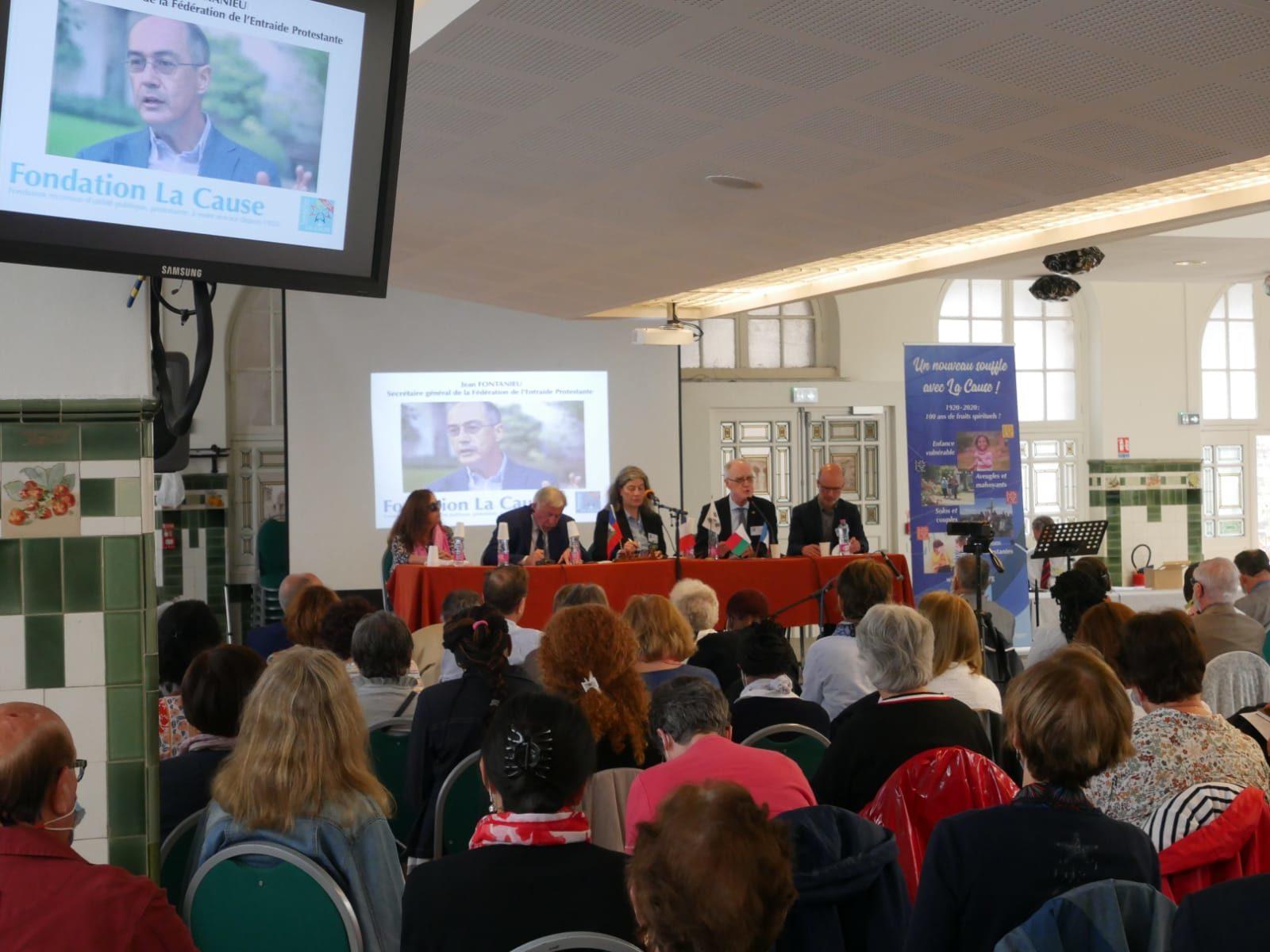Les 100 ans de La Cause le 26 juin au Palais de la femme à Paris