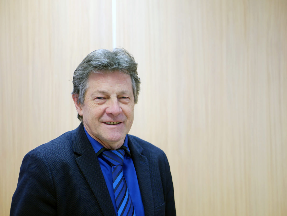Le pasteur Christian Blanc, président du Conseil national des évangéliques de France