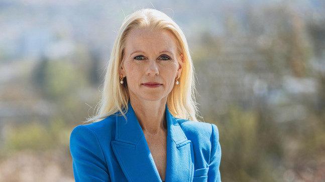 Lilian Studer, nouvelle Présidente du PEV Suisse