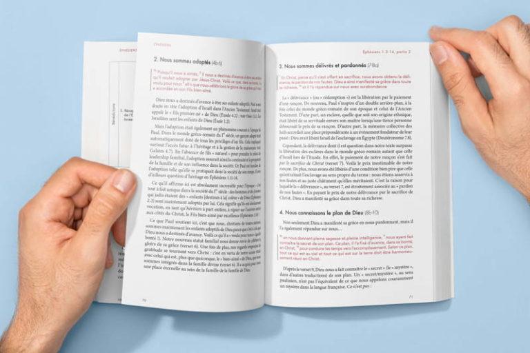 Visuel du livre Parle-moi maintenant par Éphésiens! de Dominique Angers