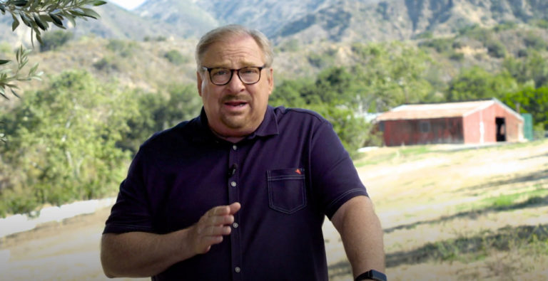 Rick Warren le 6 juin