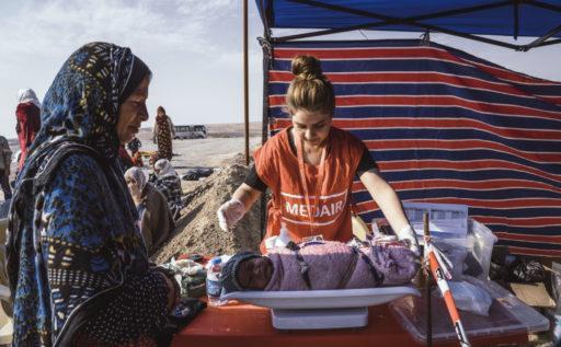 Plus de 3,2 millions de personnes secourues par l'ONG Medair en 2020