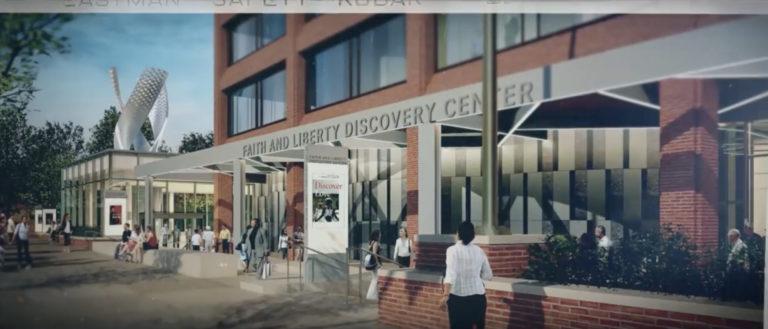 le centre de découverte Foi et Liberté à Philadelphie (FLDC)