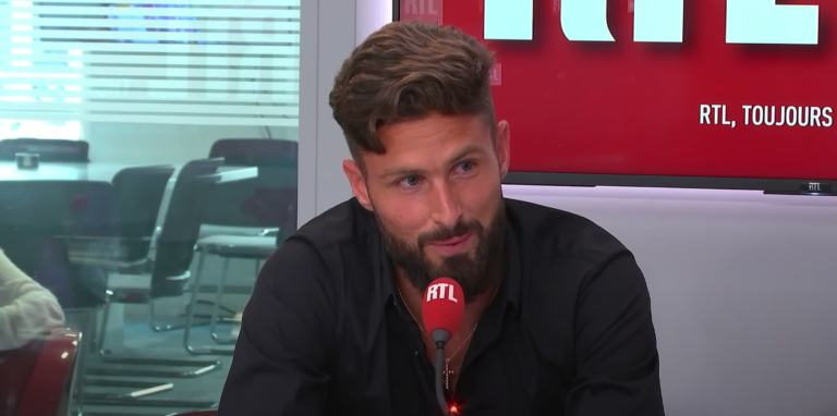 Olivier Giroud parle de sa foi