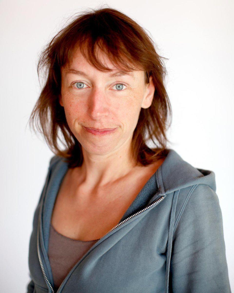 Portrait photo de Myriam Demierre